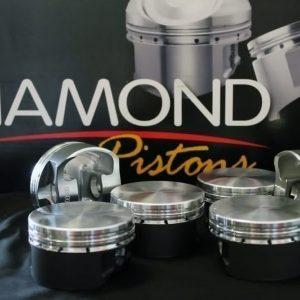 Jeep Diamond Piston 3.8 Liter 07-11 Wrangler JK Prodigy Performance